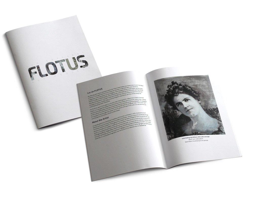 Luc Cappaert Flotus Art Project